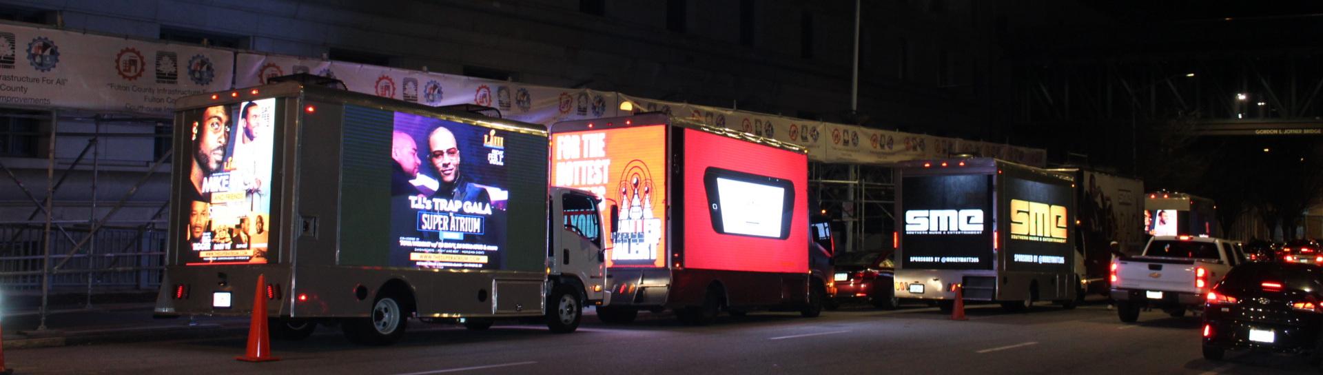Mobile Billboard Atlanta
