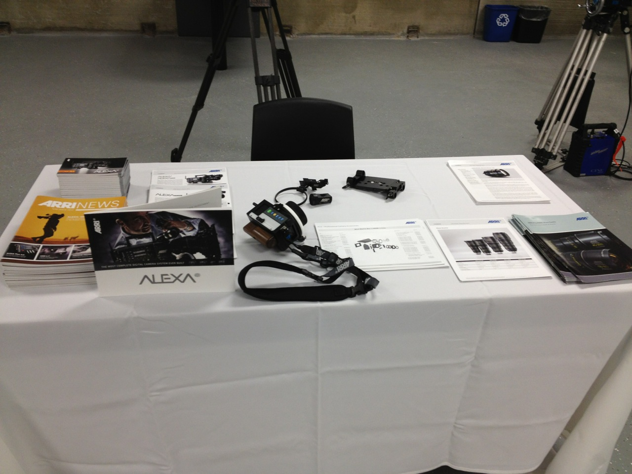 Fletcher Camera Open House in New Orleans