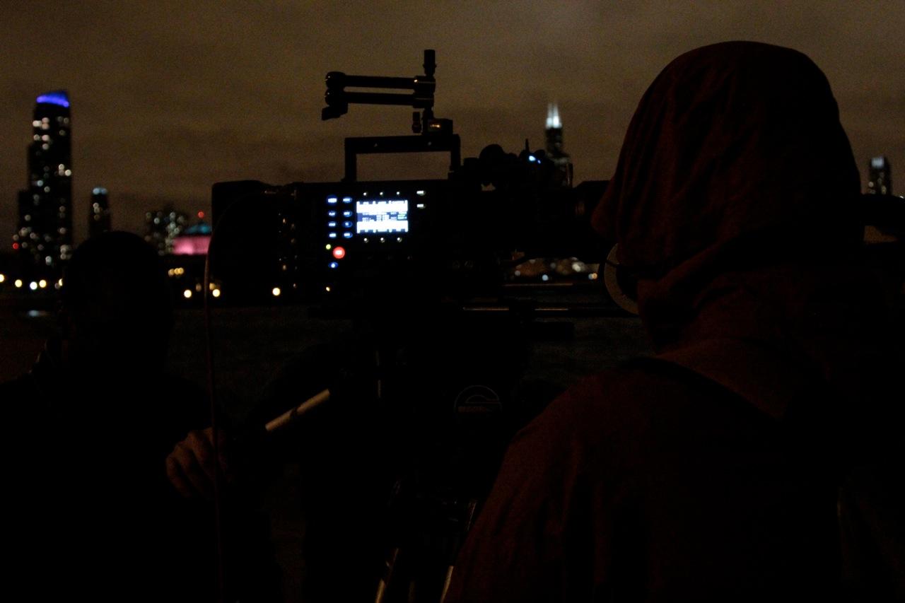 Behind the Scenes of 'Nzinga's Story'
