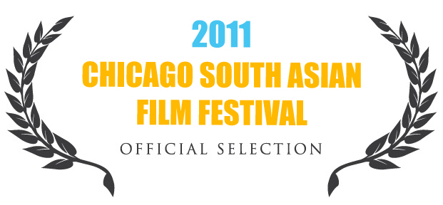 Alexa & Eggie at Chicago South Asian Film Festival
