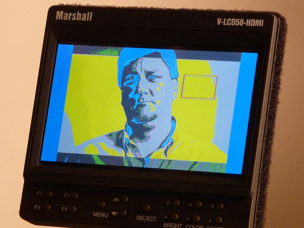 "Marshall's new 5"" HDMI monitor for DSLRs"