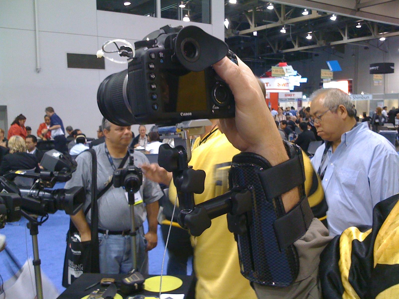 NAB 2010 Report - Part 2: DSLR