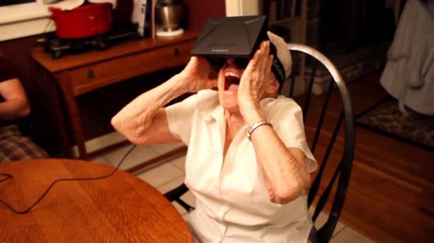 VR Granny