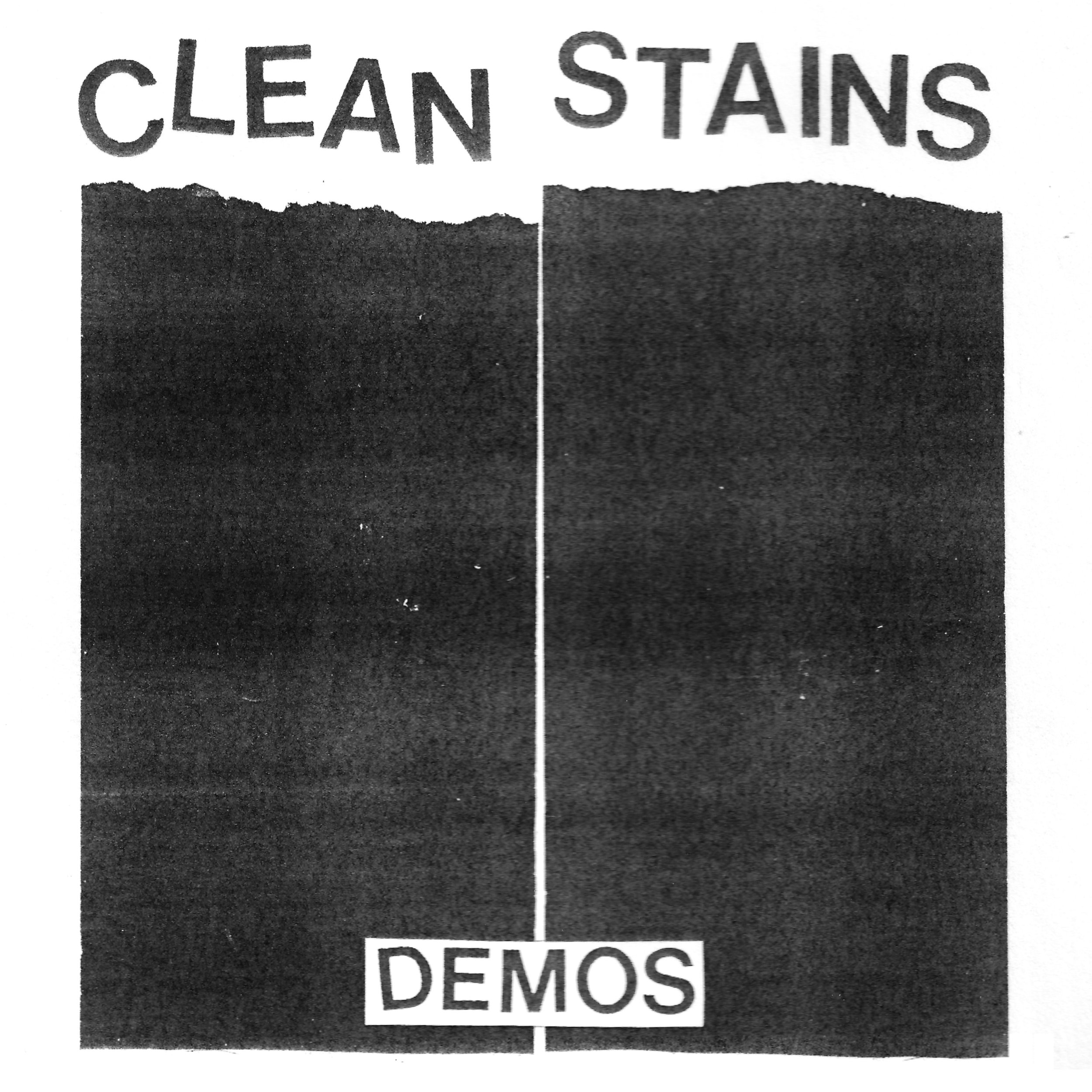 Clean Stains Demos Cover Streaming.jpg