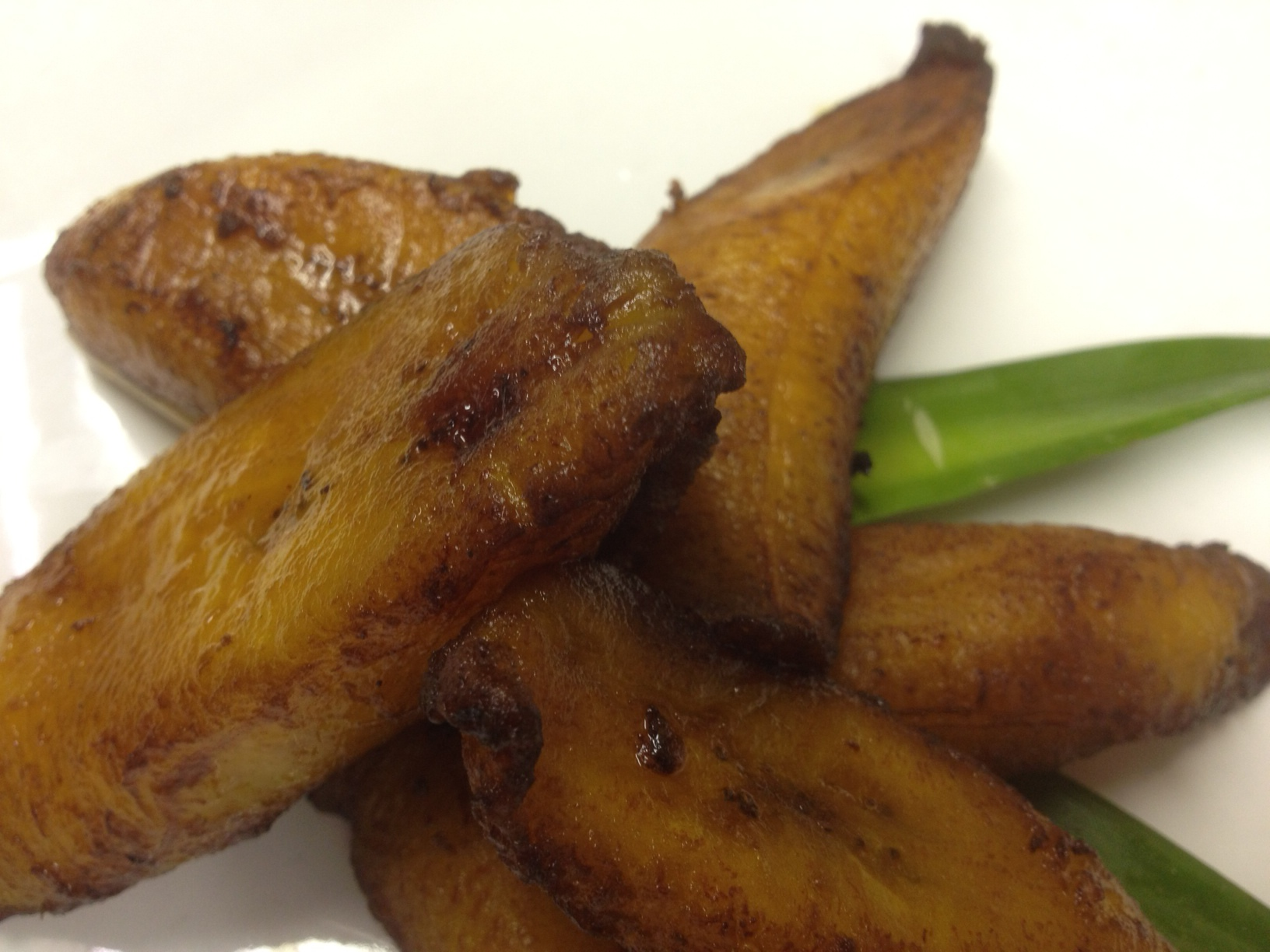 Sweet Plantains