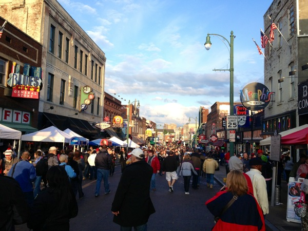 Beale Street Memphis, Tennessee