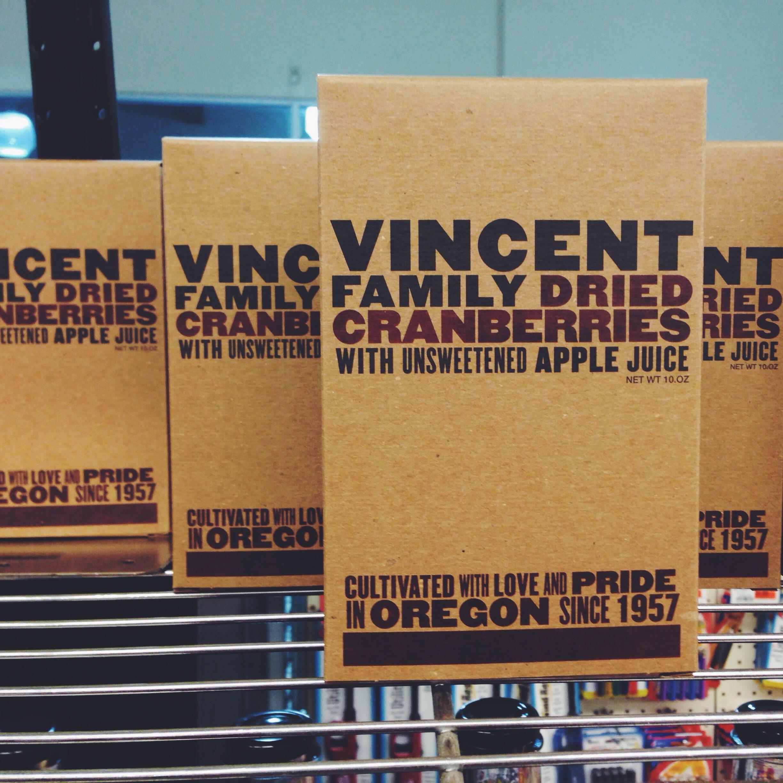 Vincent Family Cranberries