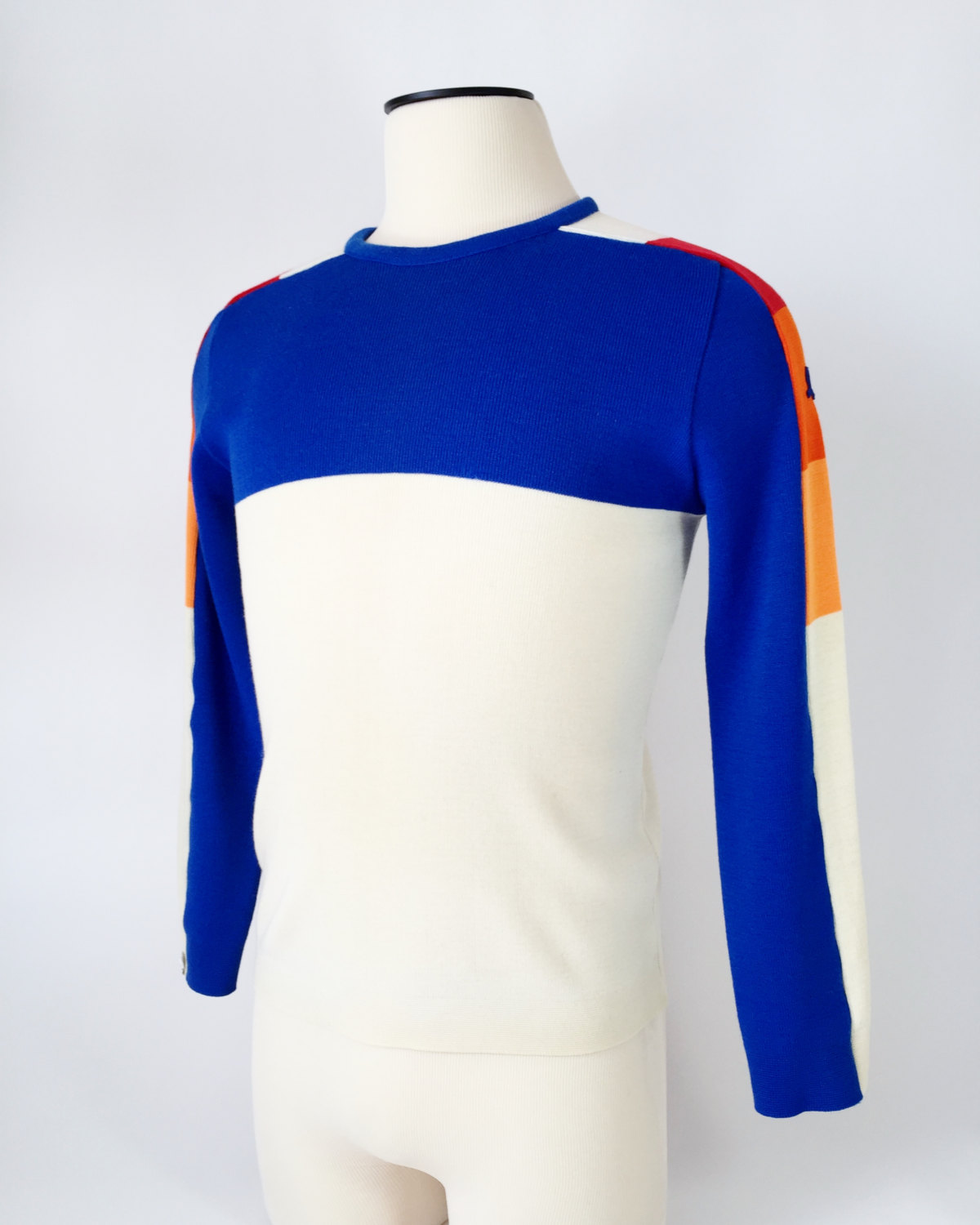 Another 1980's sweater, this time a Demetre Ski Sweater. Perfect to hit the slopes.