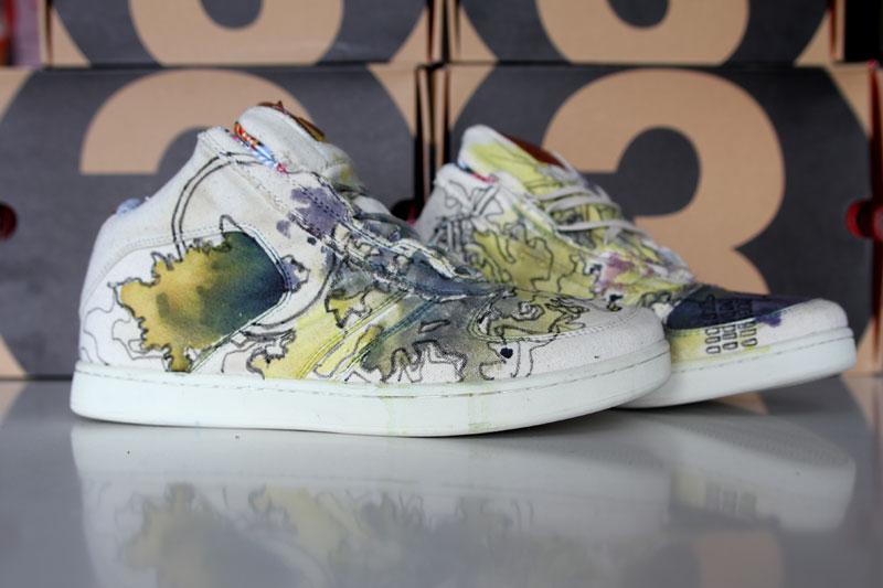 Shoe E / Size 44