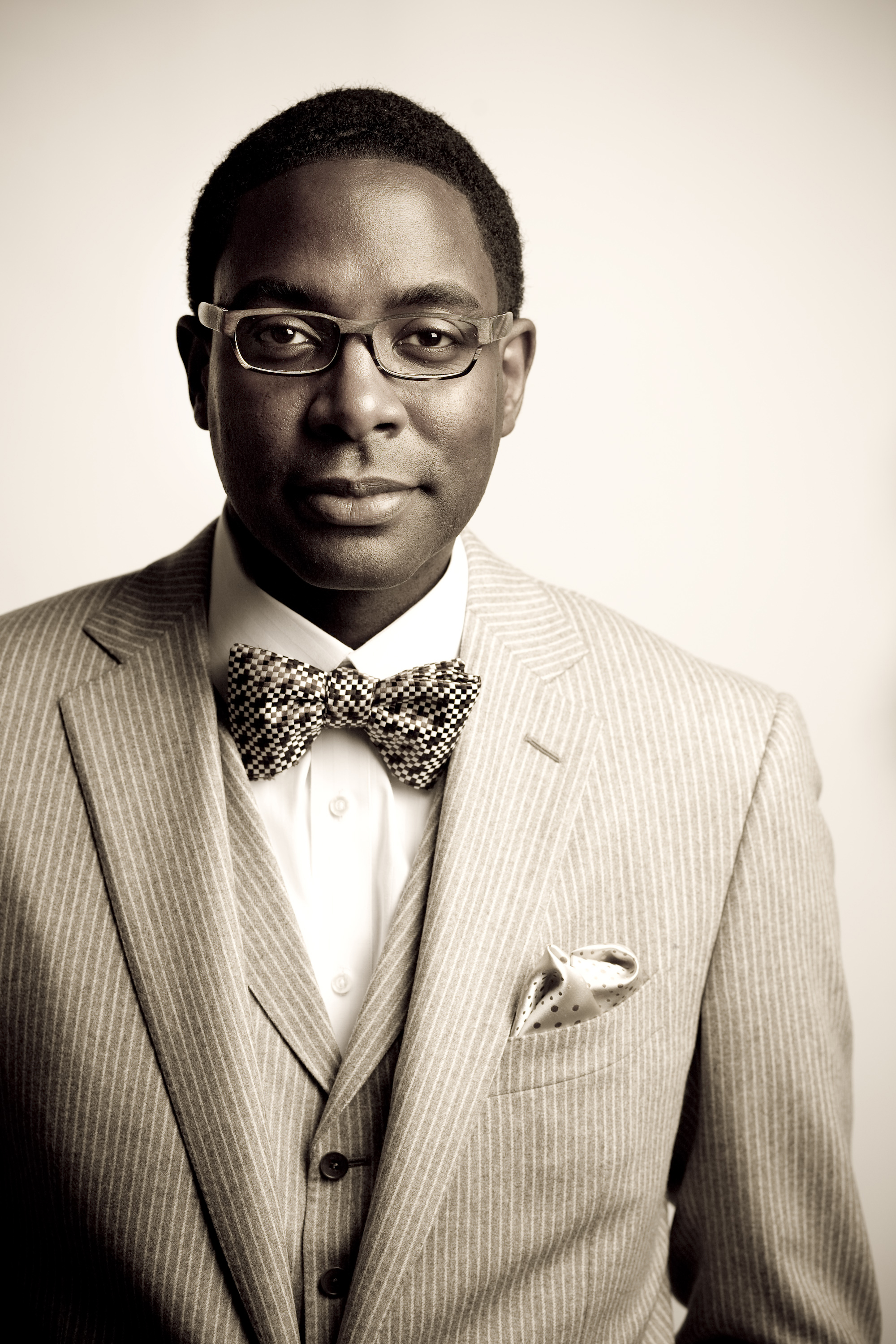 André Wells, high-end event planner