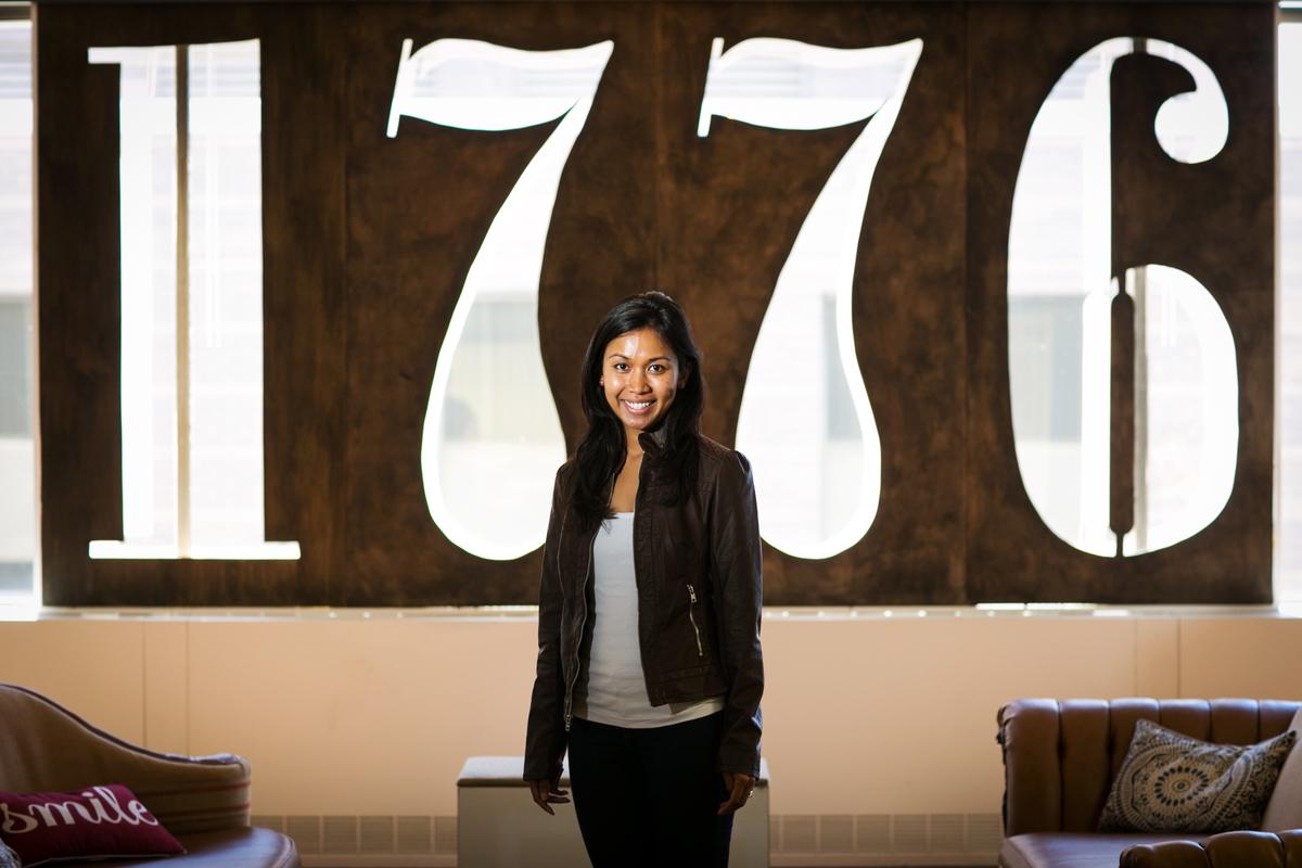 Education tech startup CEO, Tina Tran Neville