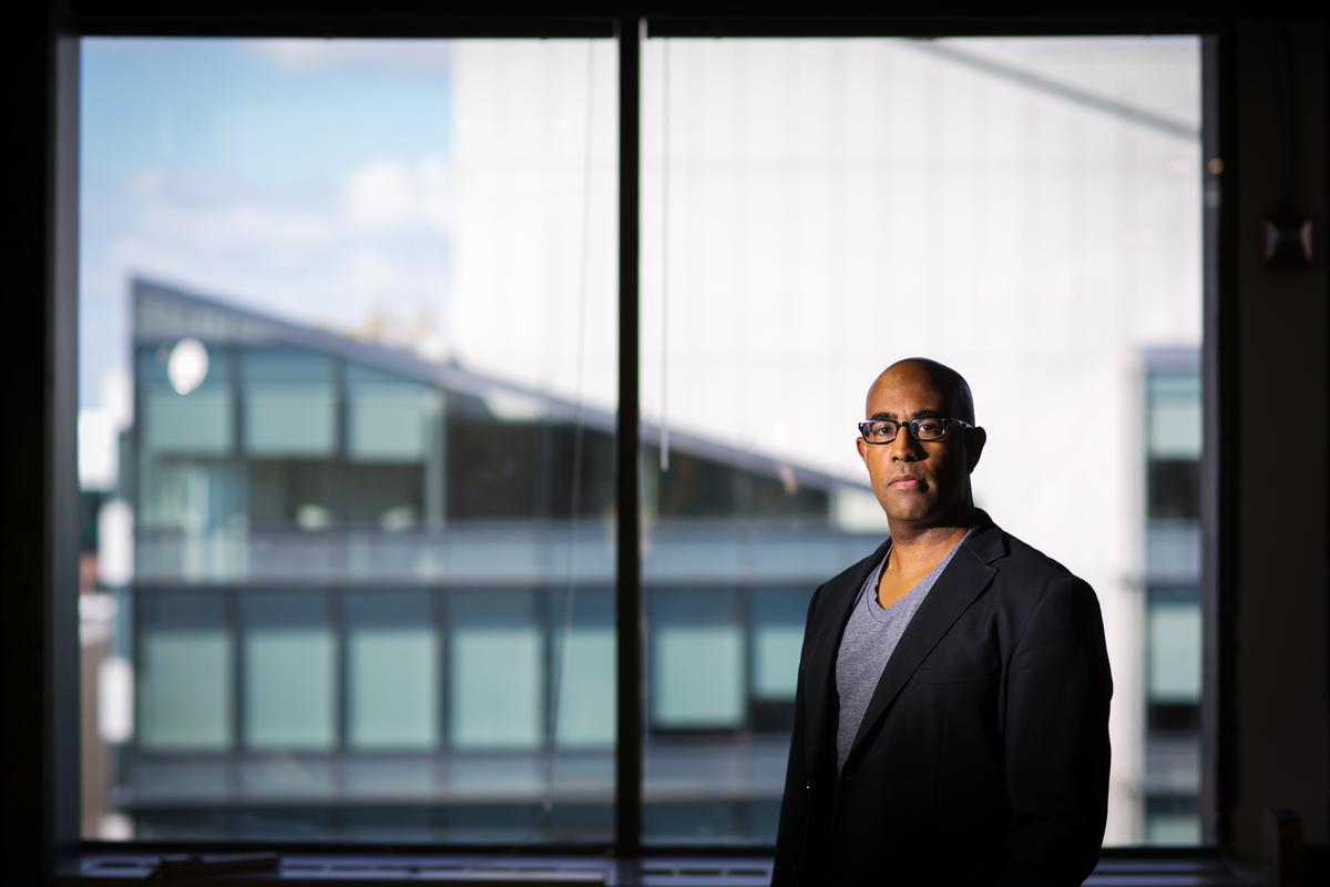Education tech startup CEO Don Frasier, Jr.