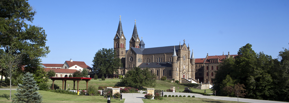 Photo Courtesy of Saint Meinrad Archabbey, St. Meinrad, Indiana