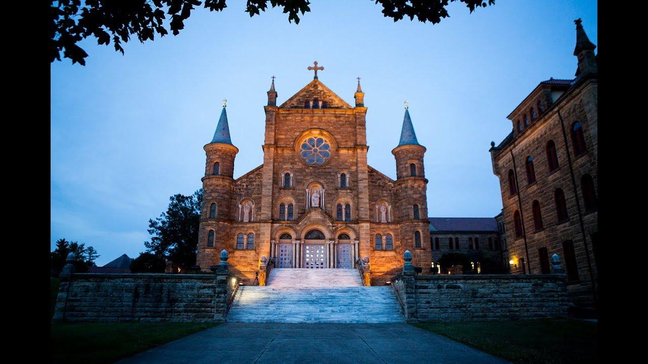Saint Meinrad Archabbey, St. Meinrad, Indiana