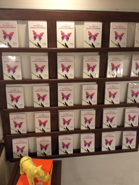 Presentacion libro Mi cancer Un Regalo con envoltura extravagante 6.JPG