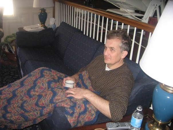 My Dad during our last Thanksgiving. November, 2006.