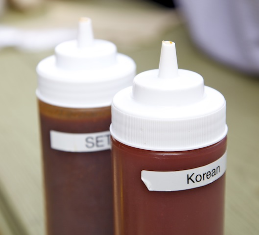 Sauces, Heirloom Market BBQ, Atlanta