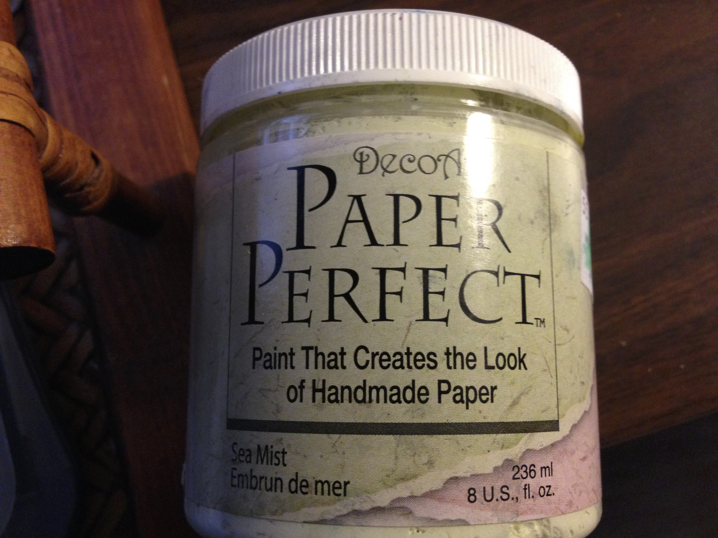 Paper Perfect by DecoArts