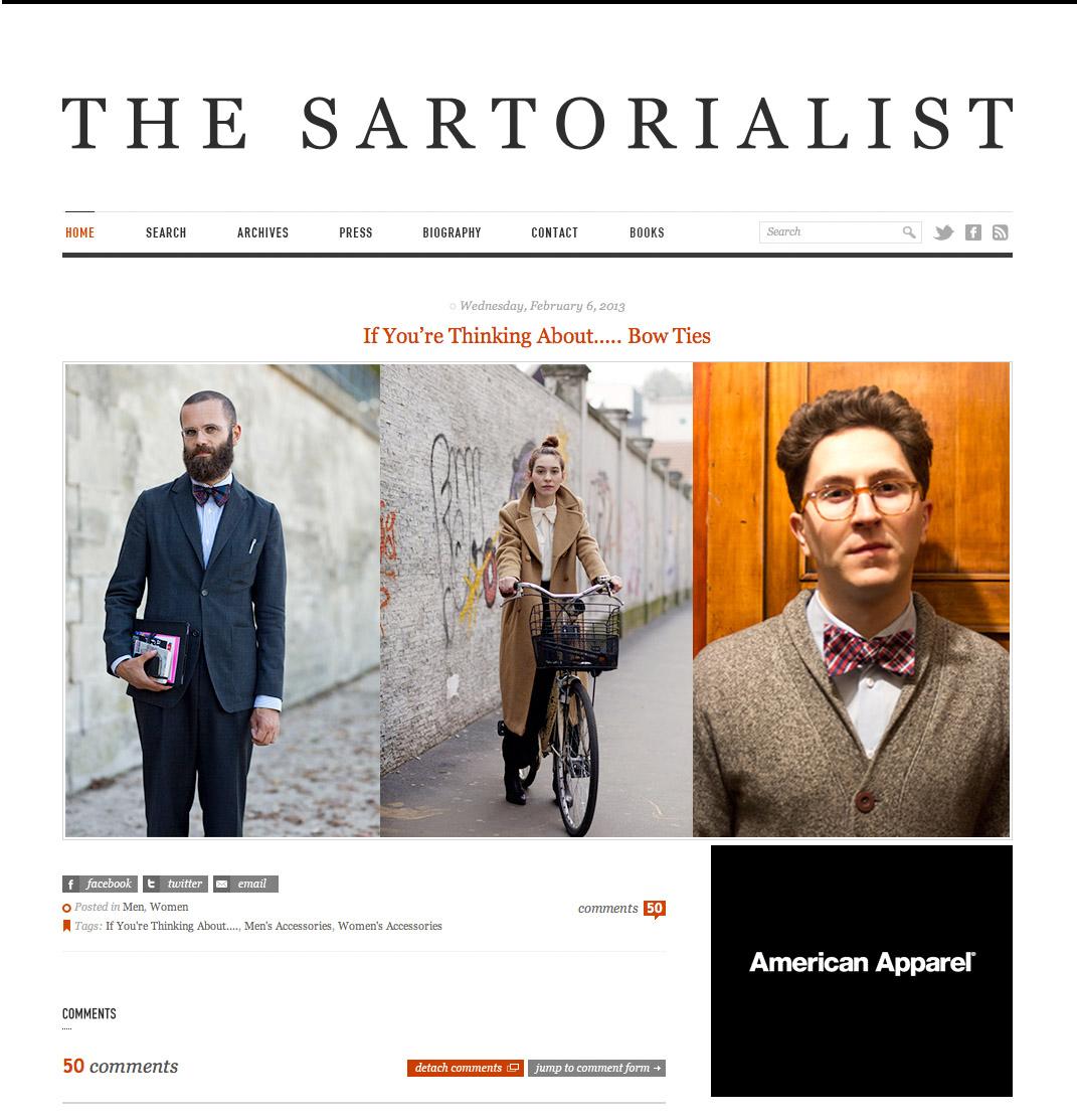 thesartorialistblog