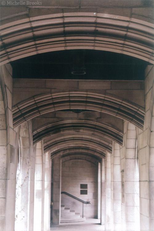 (c) arches
