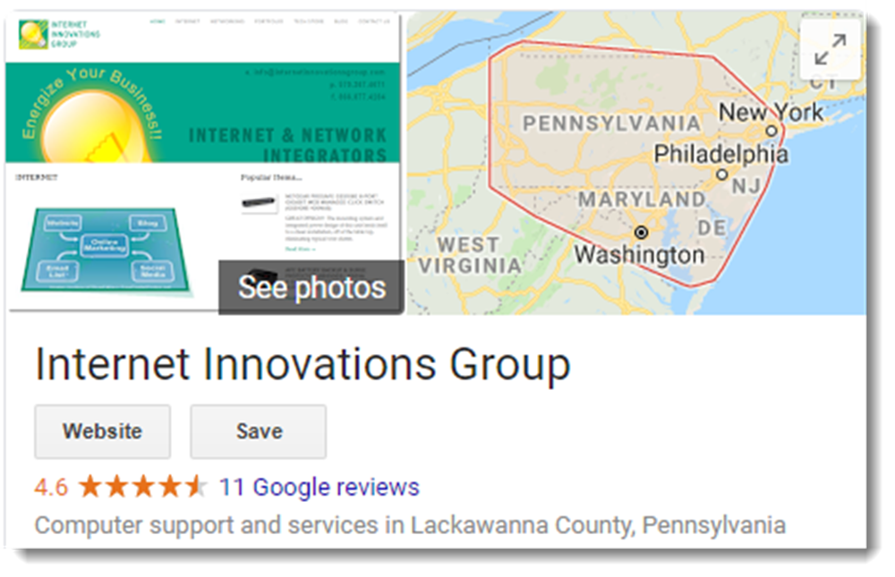 Find us in Google:  https://www.google.com/search?q=internet+innovations+group