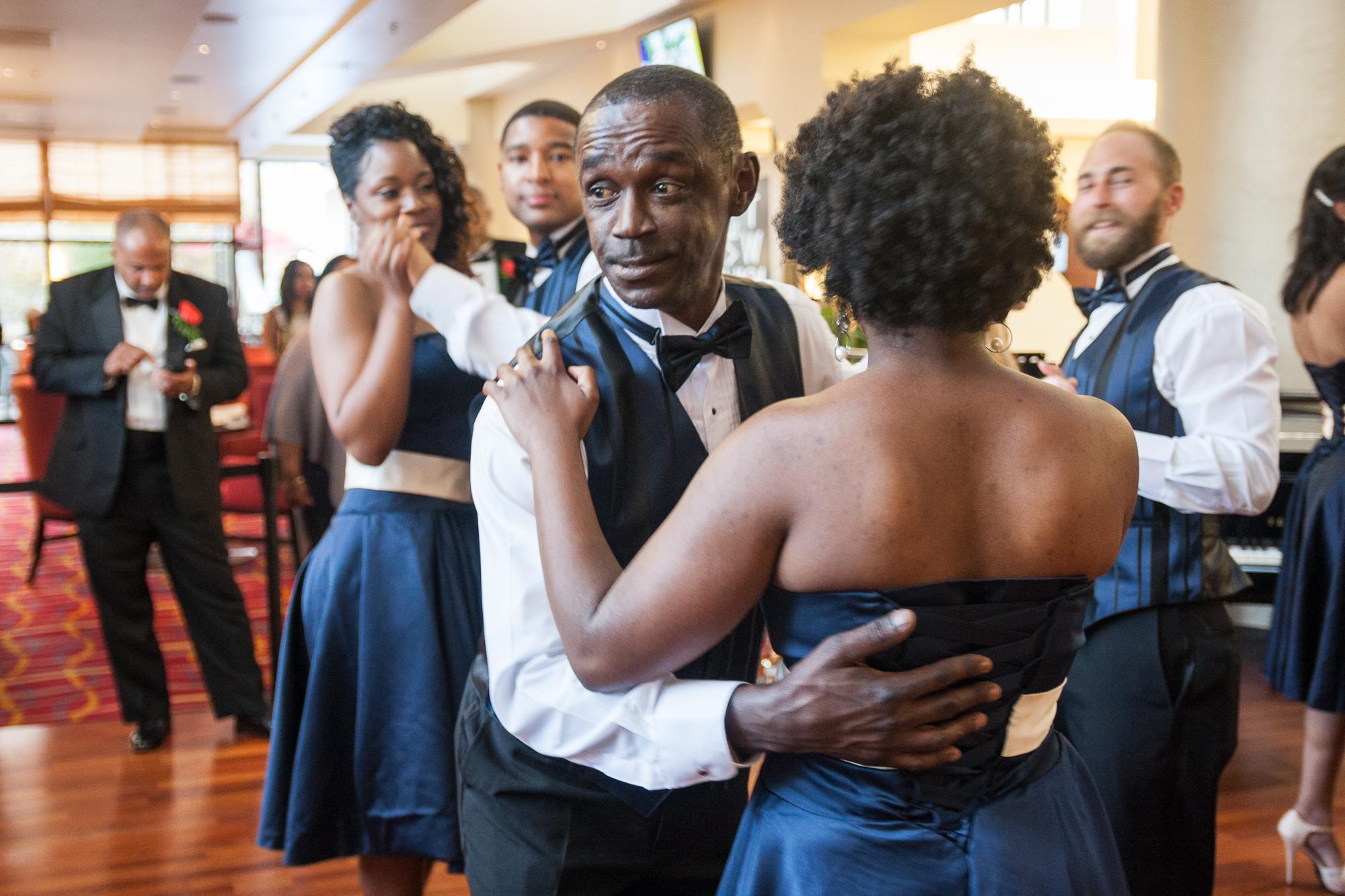 oakland marriott dancing