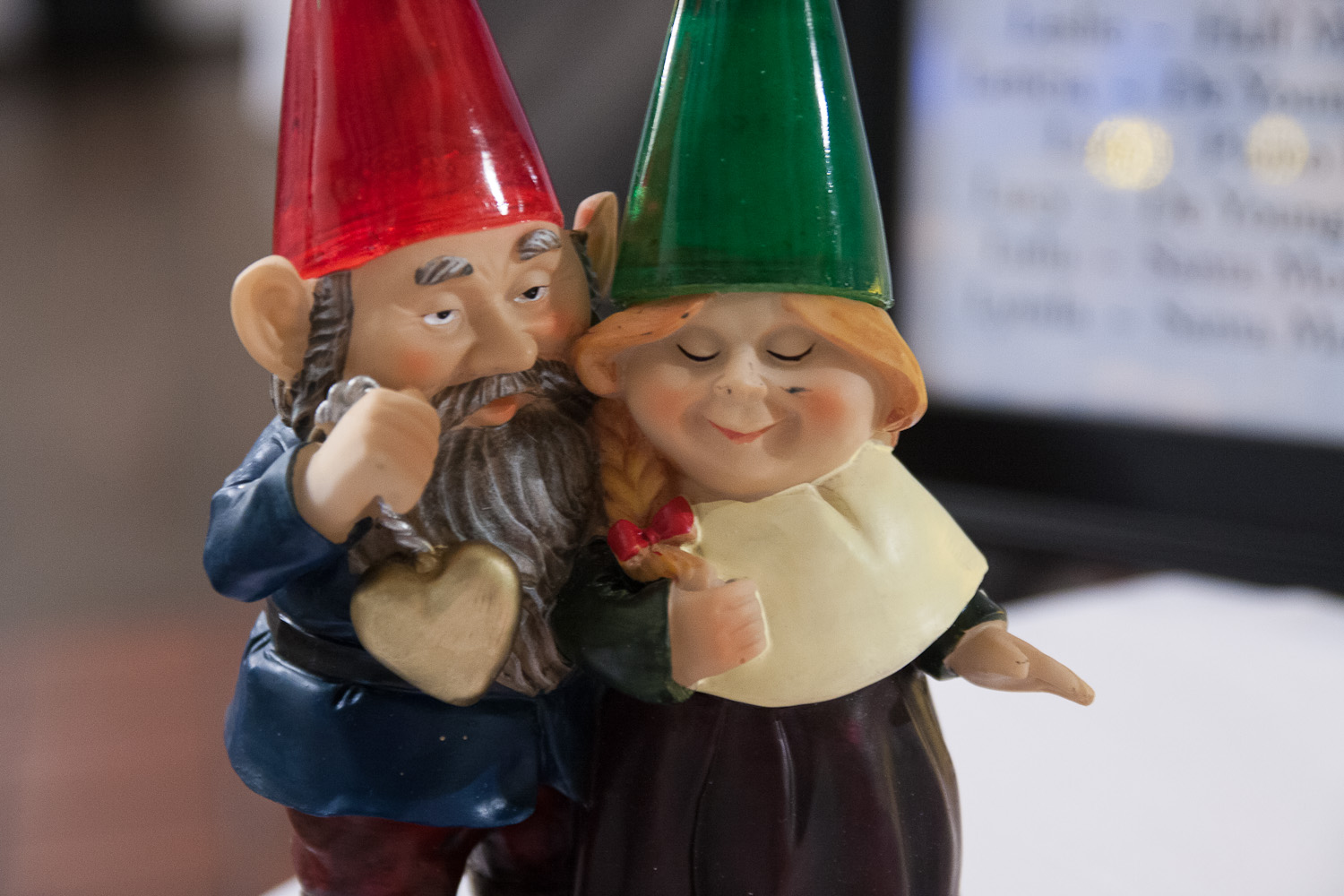 gnome wedding ideas