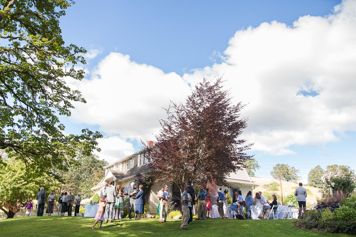 roseburg oregon wedding ceremony