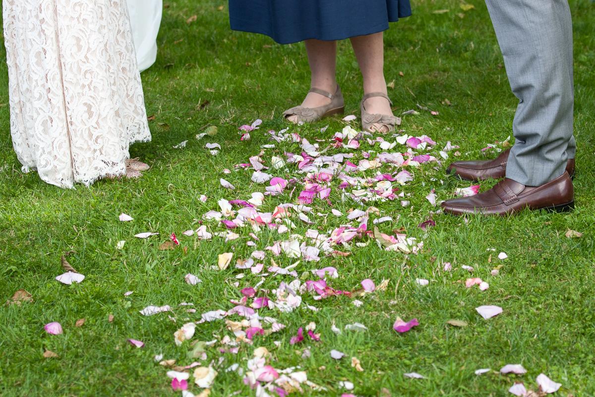 modesto garden wedding