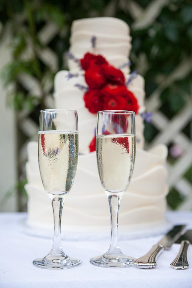 roseburg wedding cake