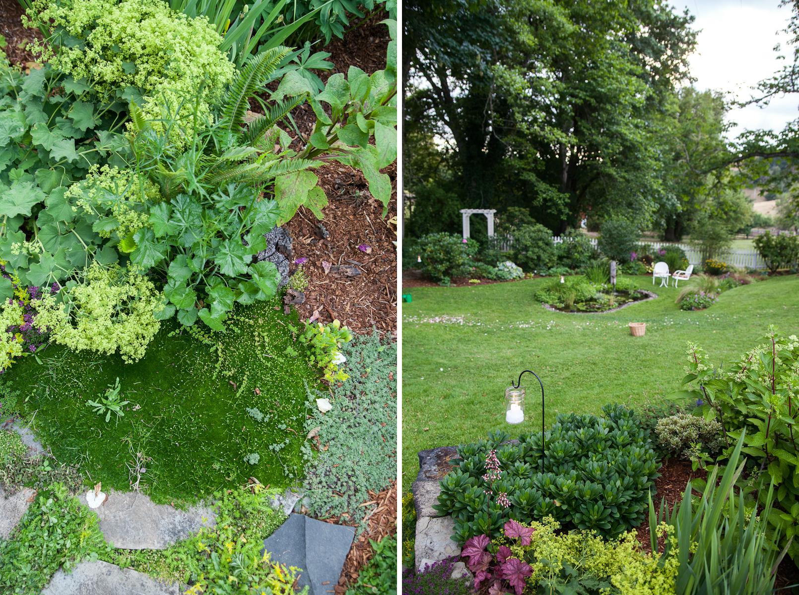 turlock garden wedding