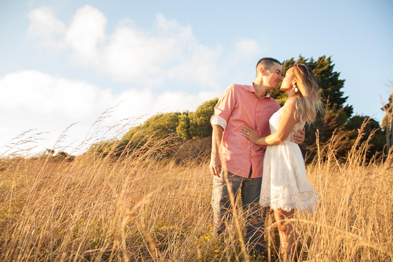 modesto engagement photos
