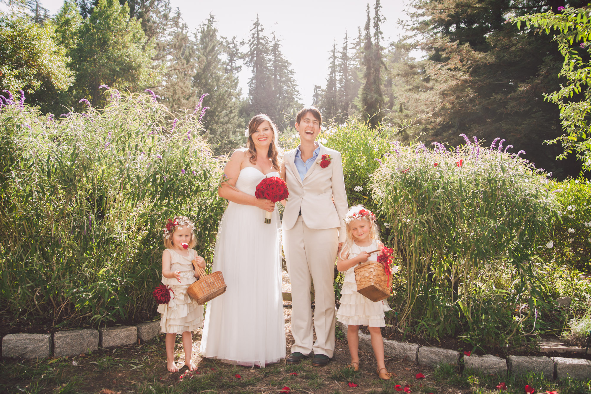 lesbian wedding modesto