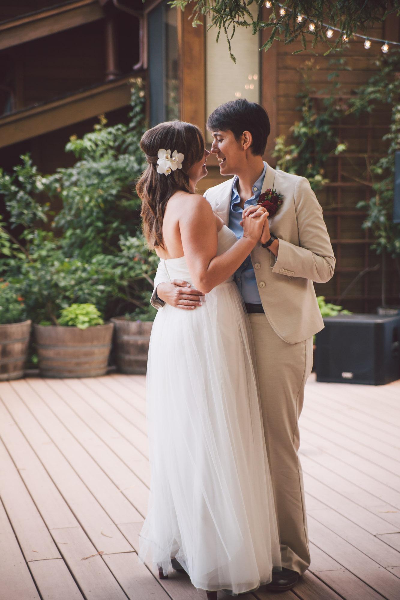 modesto gay wedding photographer