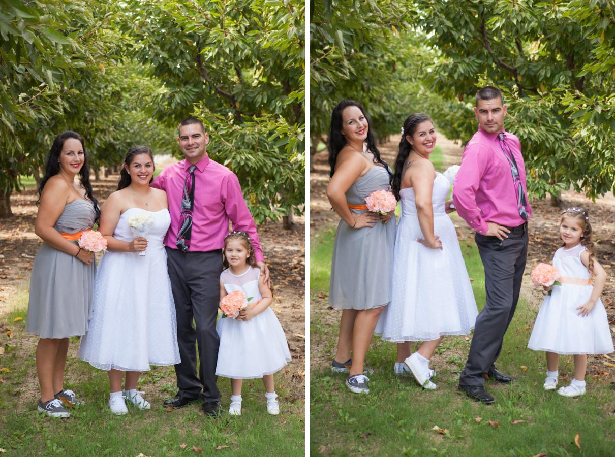 stockton orchard family portraits