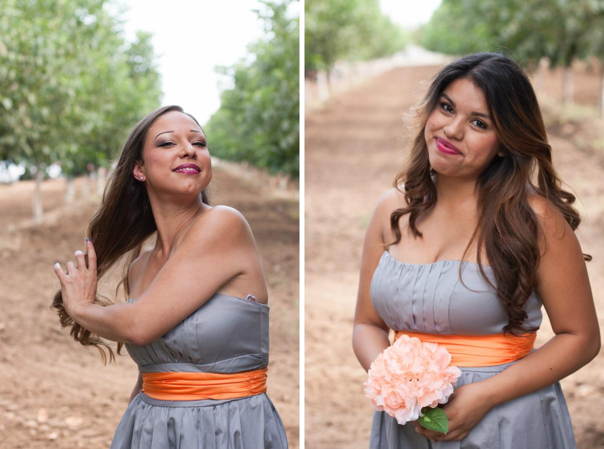 orchard wedding modesto