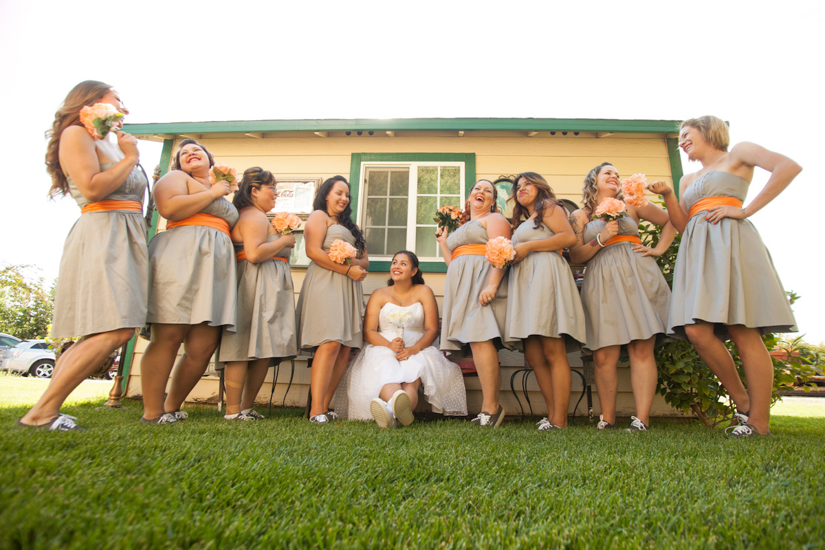 country wedding central valley