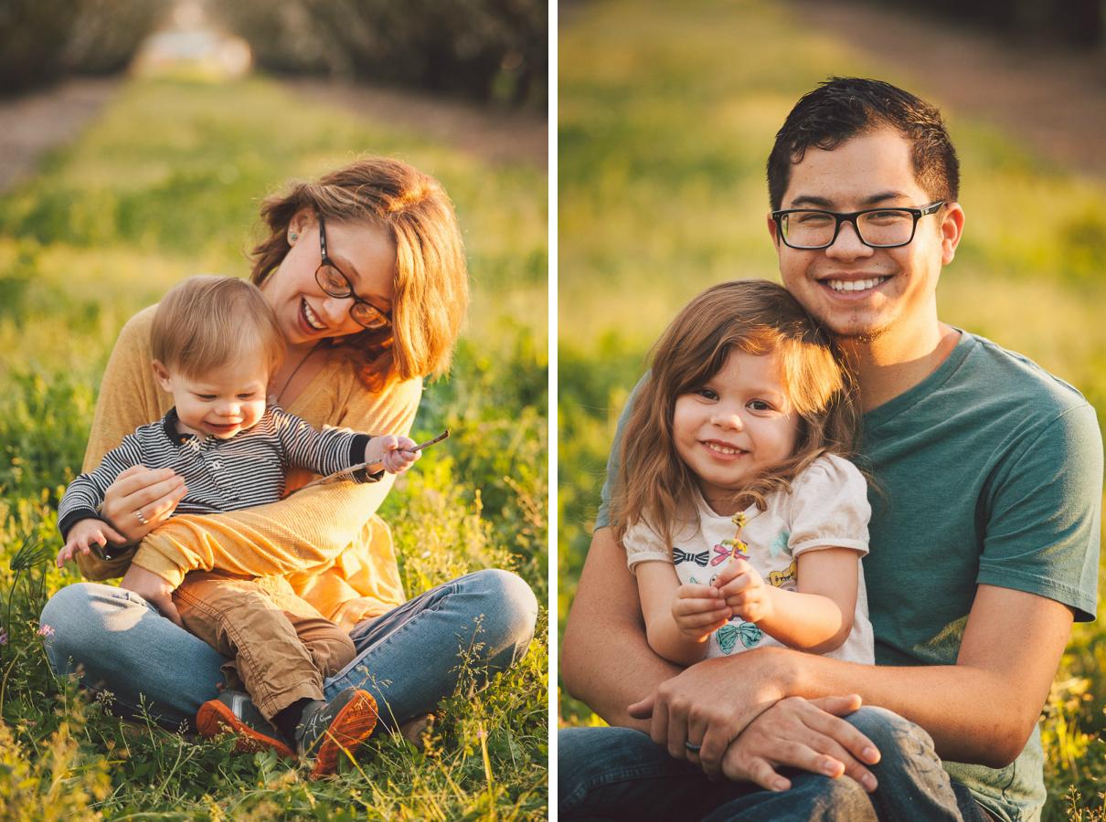 family portraits modesto