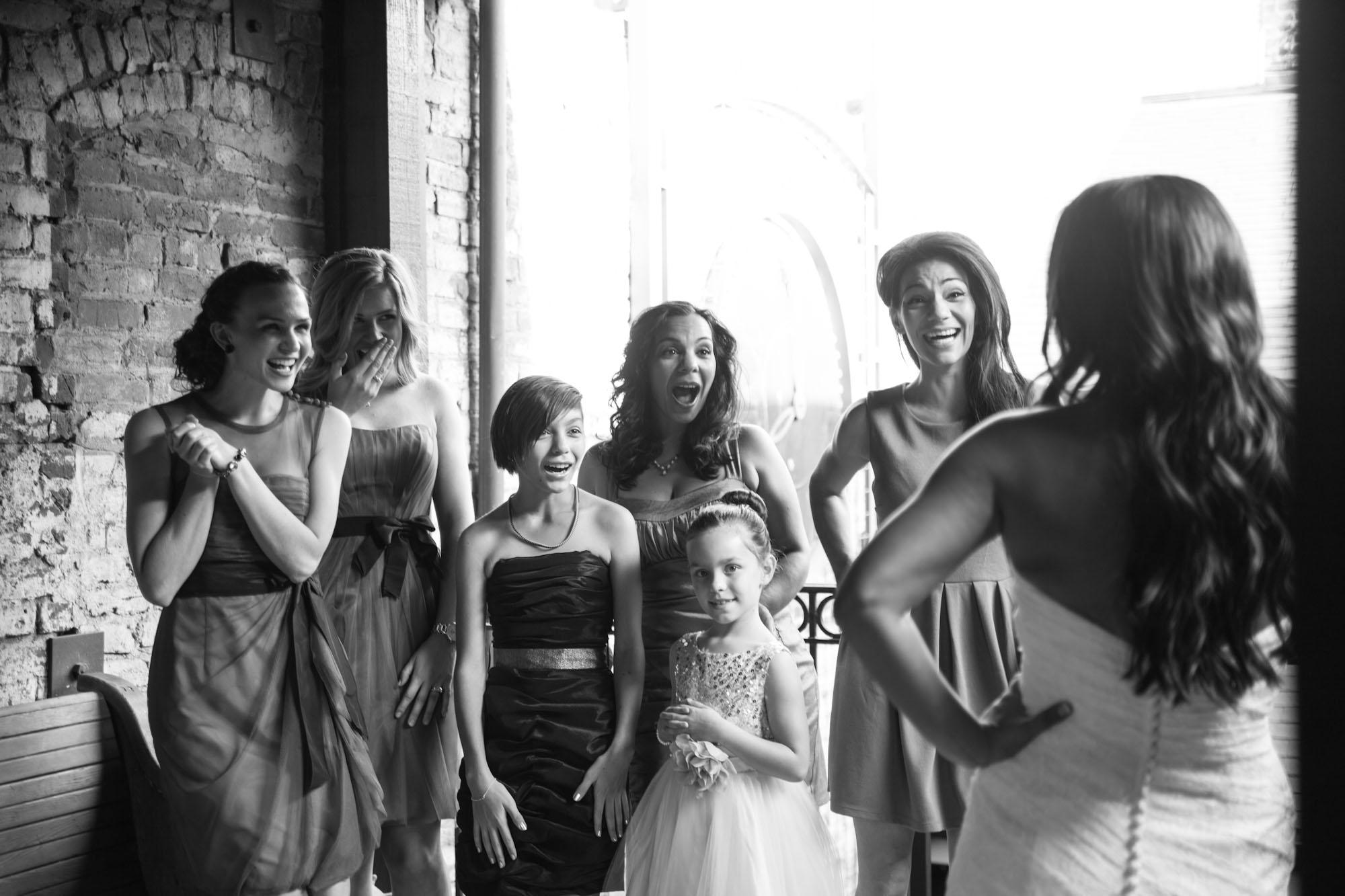 modesto bridesmaids