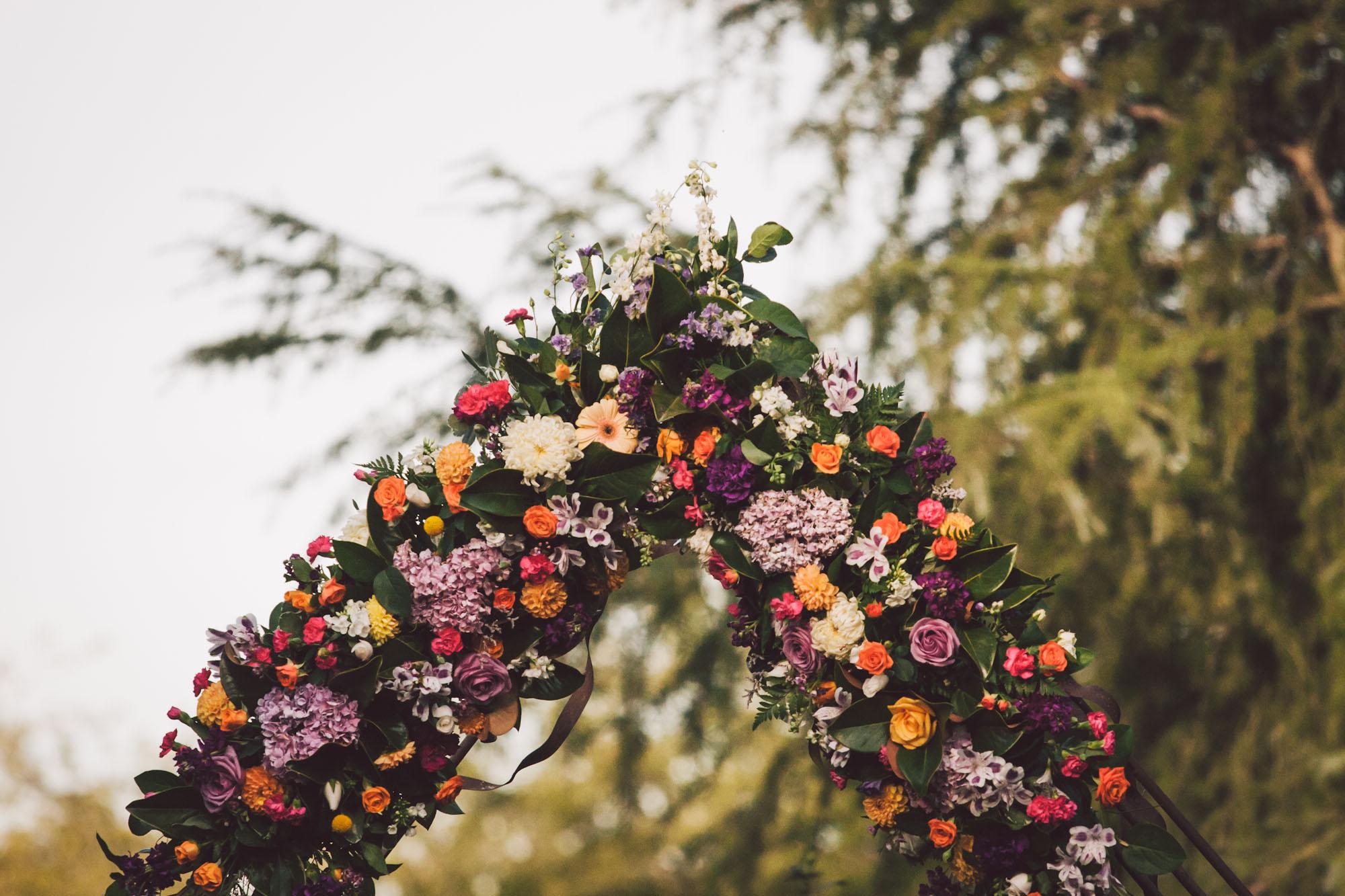 floral bower