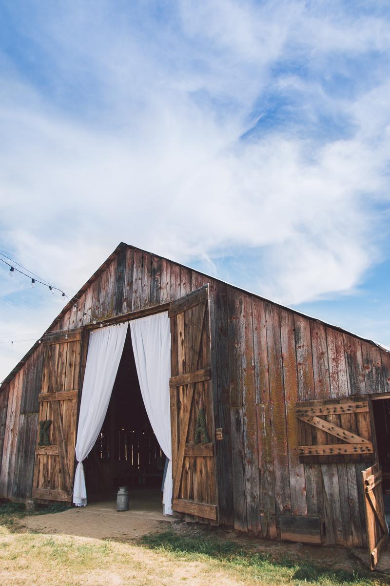 the lehman barn at varozza ranch