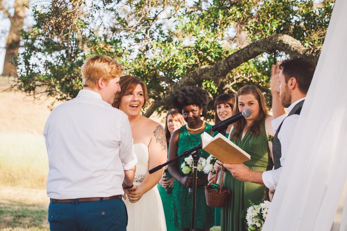 sacramento gay wedding ceremony