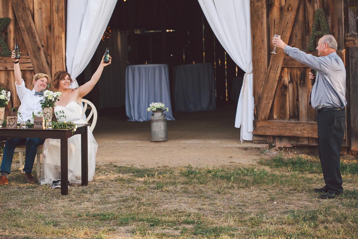 gay wedding toast