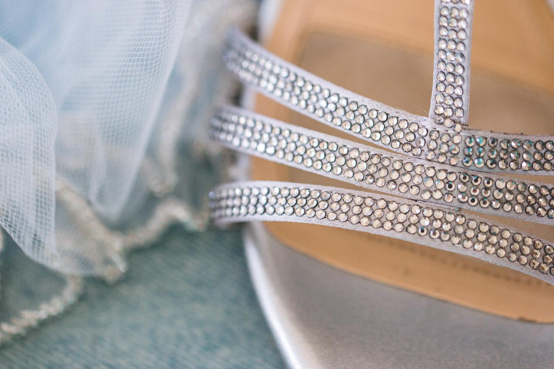 rhinestone wedding shoes