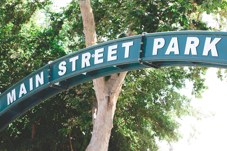 escalon main street park