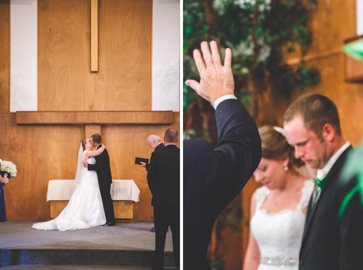 christian reformed church wedding