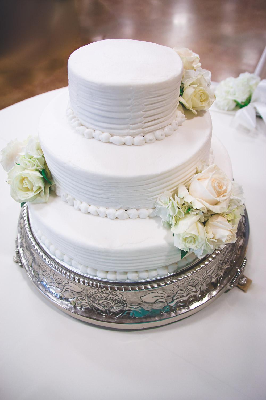 escalon wedding cake
