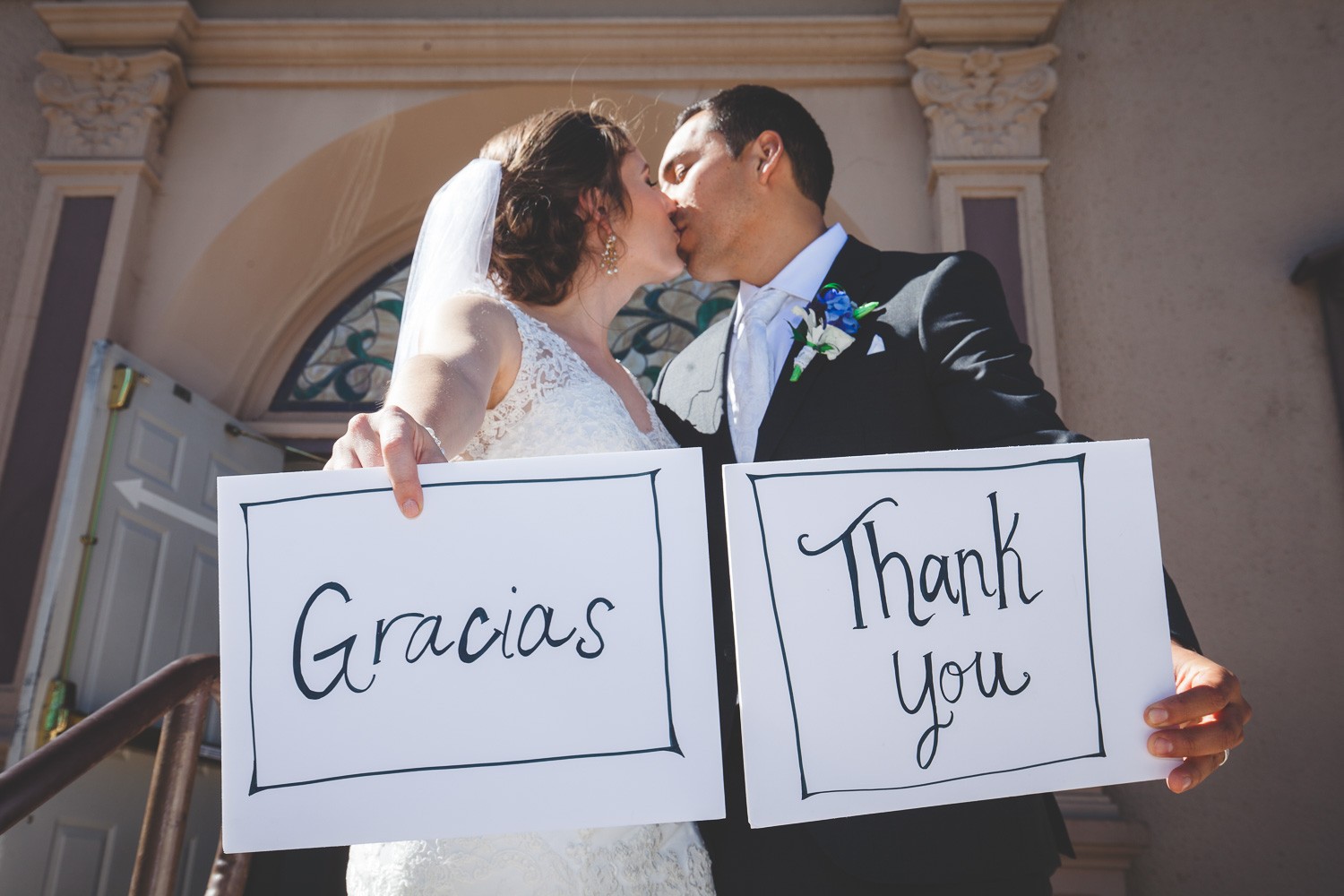 mexican american modesto wedding