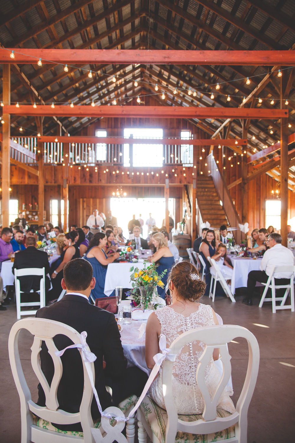 galas barn oakdale reception