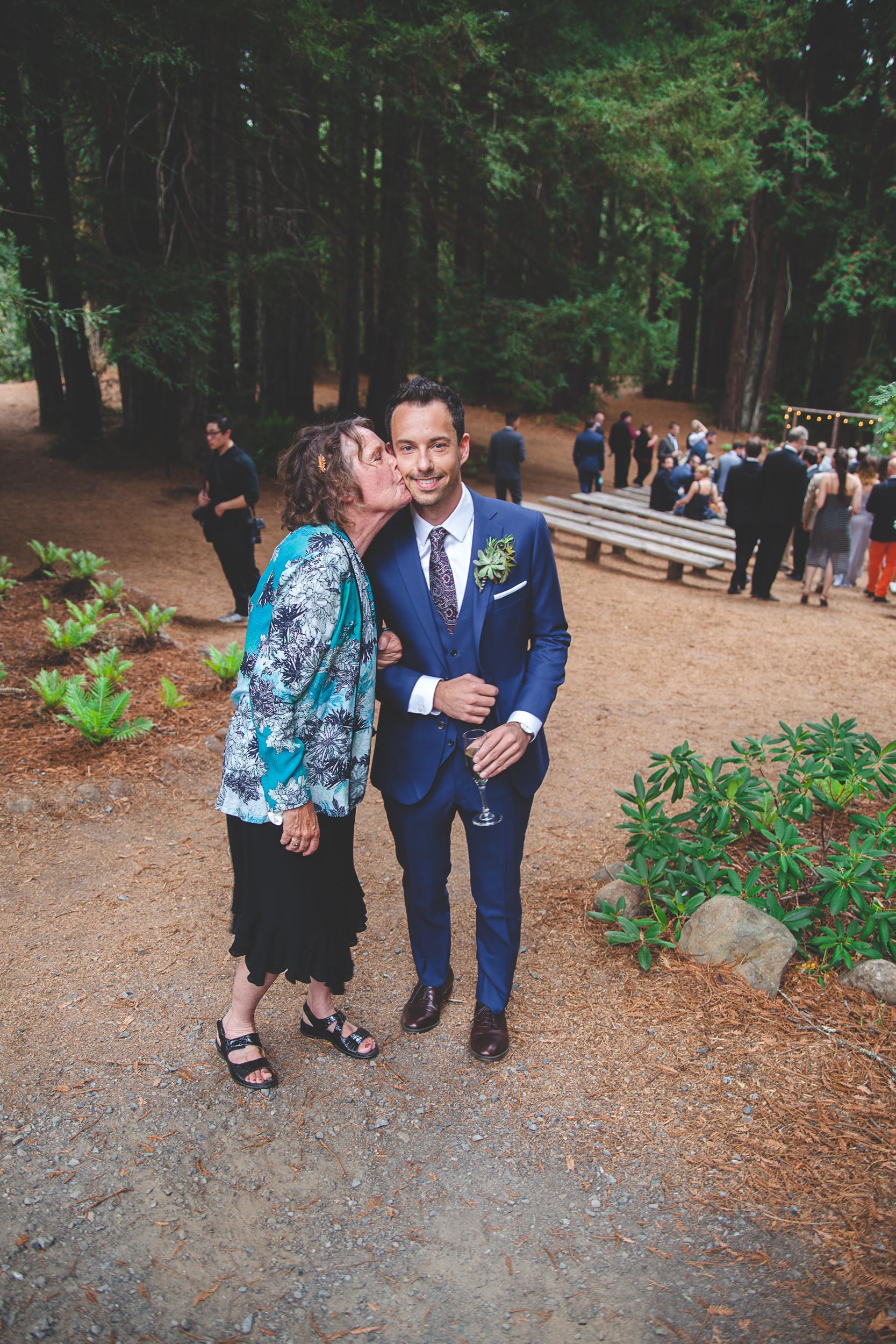 blue bespoke suit groom